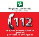 112: un numero unico per tutte le emergenze