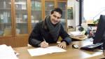 Luca Codazzi ha firmato contro il gioco d'azzardo