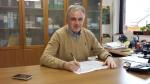Angelo Caperdoni ha firmato contro il gioco d'azzardo