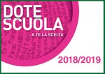 Dote Scuola 2018/2019 – apertura bando dal 16 aprile al 18 giugno