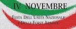 4 Novembre – Giornata dell'Unità Nazionale e Festa delle Forze Armate