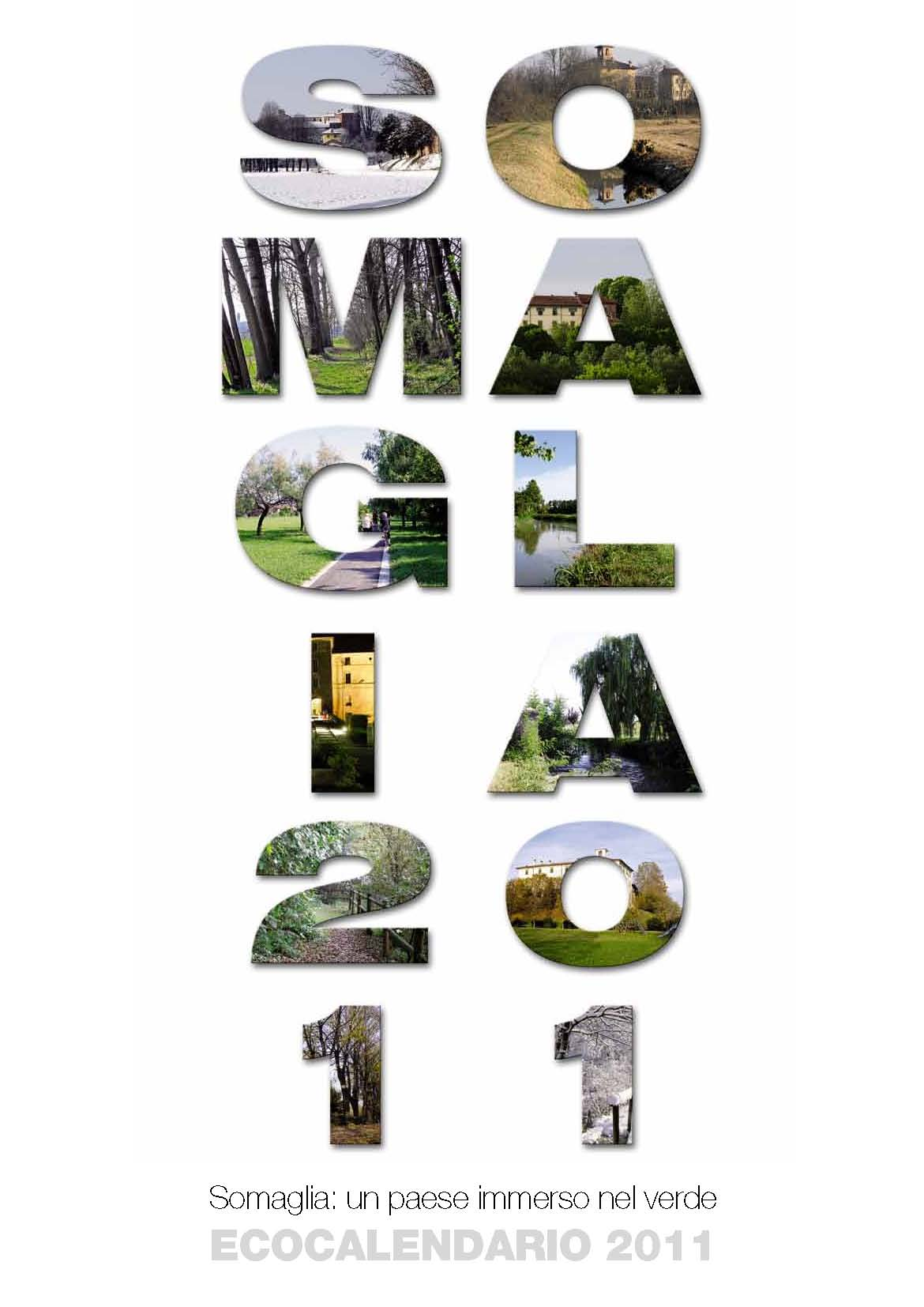 Pagine da ECOCALENDARIO 2011