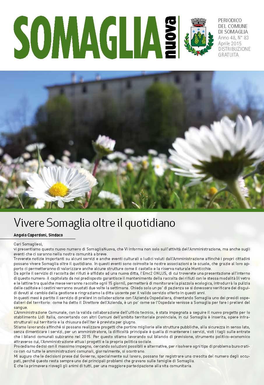SOMAGLIA NUOVA APRILE 2015_2_Pagina_1