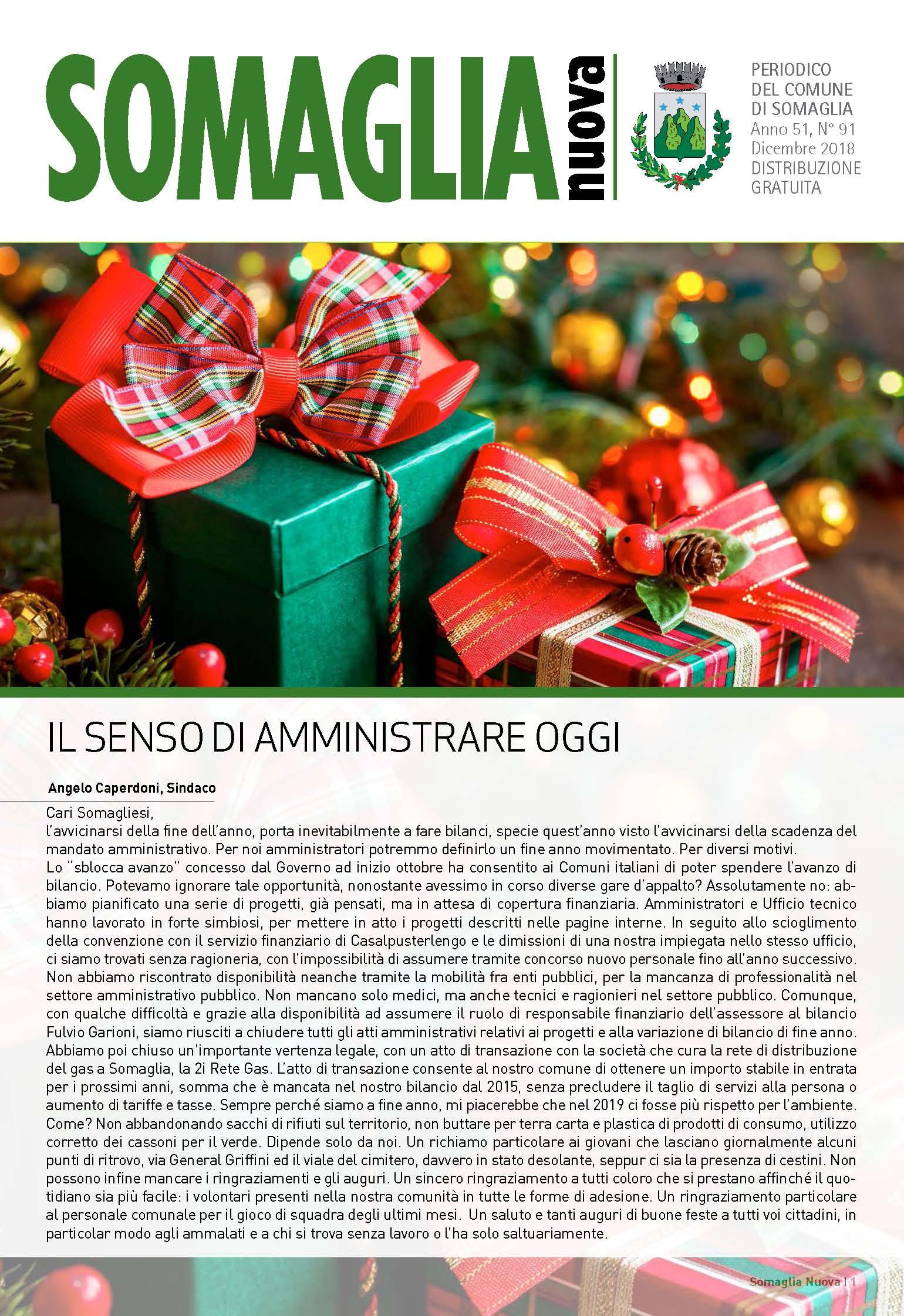 SOMAGLIA NUOVA_dicembre 2018_02_Pagina_1