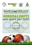 #senzalimiti. Uno sport per tutti