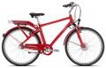 Immagine di una bicicletta rossa