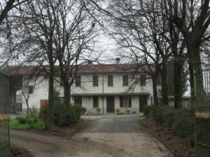 La casa padronale di cascina Campospino