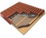 Lavori di rifacimento tetti agli spogliatoi di tre strutture sportive
