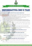 Informativa IMU e TASI