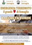 Il grande cuore di Somaglia: raccolta fondi pro terremotati