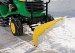 Manifestazione d'interesse per l'affidamento del servizio di rimozione neve e spargimento sabbia e sale
