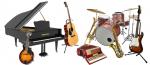 Scuola di musica: lezioni di prova gratuite