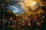Sebastiano Ricci - Il trasporto del'arca santa (1752)
