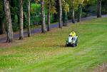 Riparazione trattorino tosa erba in dotazione all'U.S. Somaglia