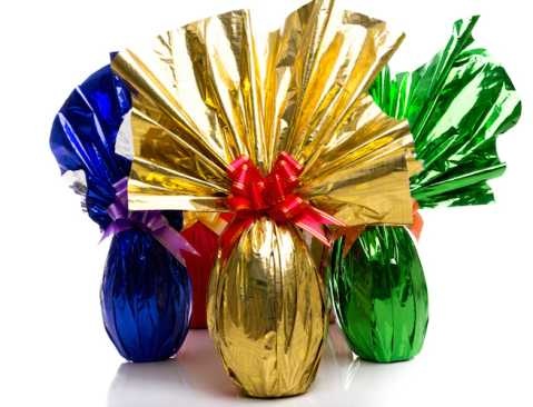 L'uovo di Pasqua ve lo portiamo noi!